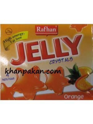 Rafhan Jelly ,Orange 80 Gms